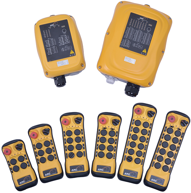 Advanced Radiotech Corporation Industrial Radio Remote Control Systems